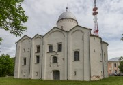 Церковь Иоанна Предтечи на Опоках - Великий Новгород - Великий Новгород, город - Новгородская область
