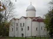 Великий Новгород. Иоанна Предтечи на Опоках, церковь