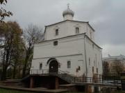 Великий Новгород. Георгия Победоносца на Торгу, церковь