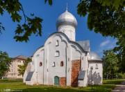 Великий Новгород. Власия на Волосовой улице, церковь