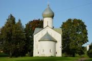 Великий Новгород. Двенадцати апостолов на Пропастех, церковь