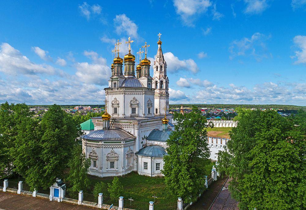 Кушвинский свято троицкий собор все фото
