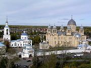 Николаевский мужской монастырь - Верхотурье - Верхотурский район (ГО Верхотурский) - Свердловская область