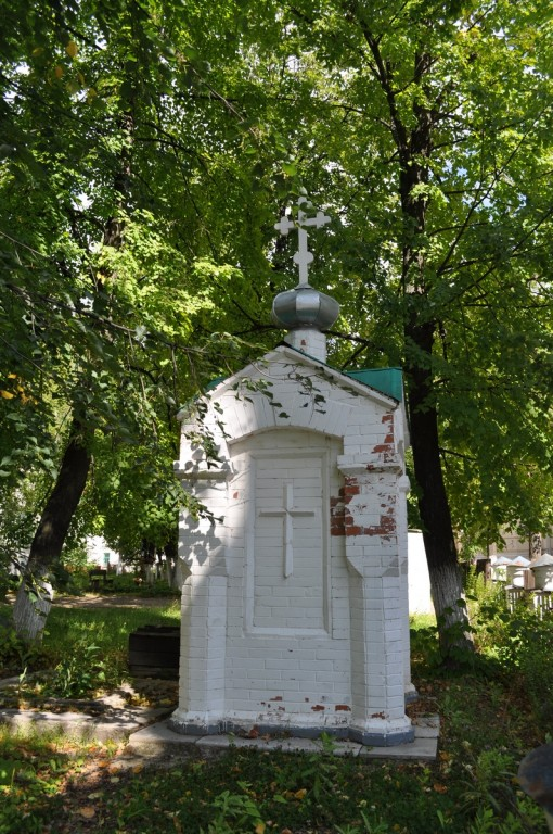 Николаевский мужской монастырь, Верхотурье