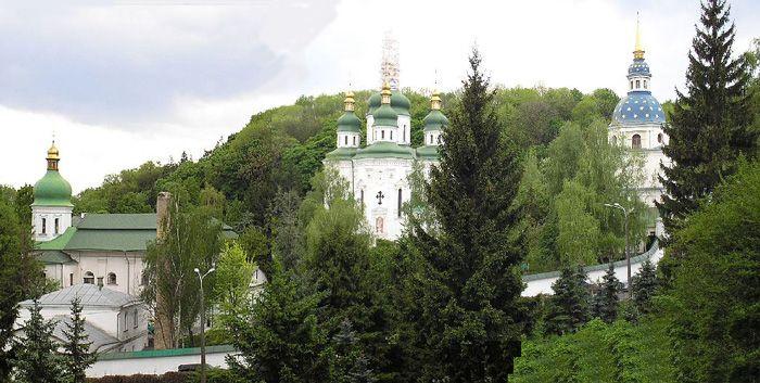 Выдубицкий монастырь, Киев