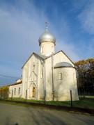 Церковь Иоанна Богослова на Витке (в Радоковицах) - Великий Новгород - Великий Новгород, город - Новгородская область