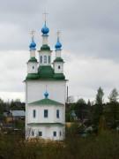 Церковь Троицы Живоначальной на Зелене - Тотьма - Тотемский район - Вологодская область