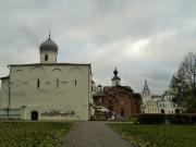 Великий Новгород. Успения Пресвятой Богородицы на Торгу, церковь