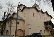 Великий Новгород. Жён-мироносиц, церковь