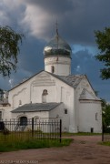 Великий Новгород. Димитрия Солунского на Славкове улице, церковь