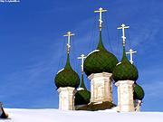 Церковь Спаса Нерукотворного Образа в рядах - Кострома - Кострома, город - Костромская область