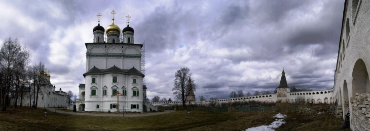 Успенский Иосифо-Волоцкий монастырь, Теряево