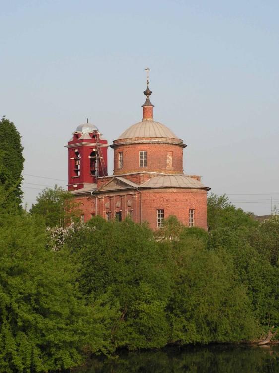 Церковь Казанской иконы Божией Матери, Ачкасово
