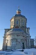 Церковь Космы и Дамиана - Виноградово (Алешино) - Воскресенский городской округ - Московская область