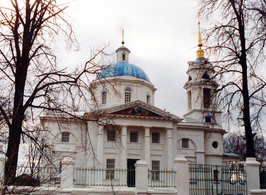Церковь Рождества Христова, Михалёво
