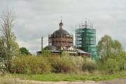 Церковь Илии Пророка (каменная) - Петровское - Воскресенский городской округ - Московская область