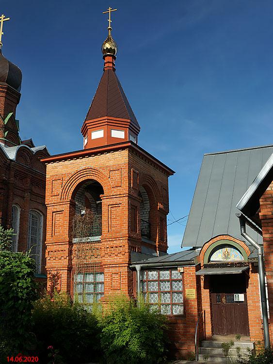 Церковь Иоанна Богослова, Ликино-Дулёво