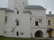 Великий Новгород. Кремль. Церковь Сергия Радонежского с Евфимиевской часозвоней
