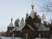 Церковь Николая Чудотворца - Ахуны - Пенза, город - Пензенская область