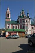 Переславль-Залесский. Симеона Столпника, церковь