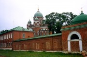 Семёновское (Бородинского с/о). Спасо-Бородинский монастырь