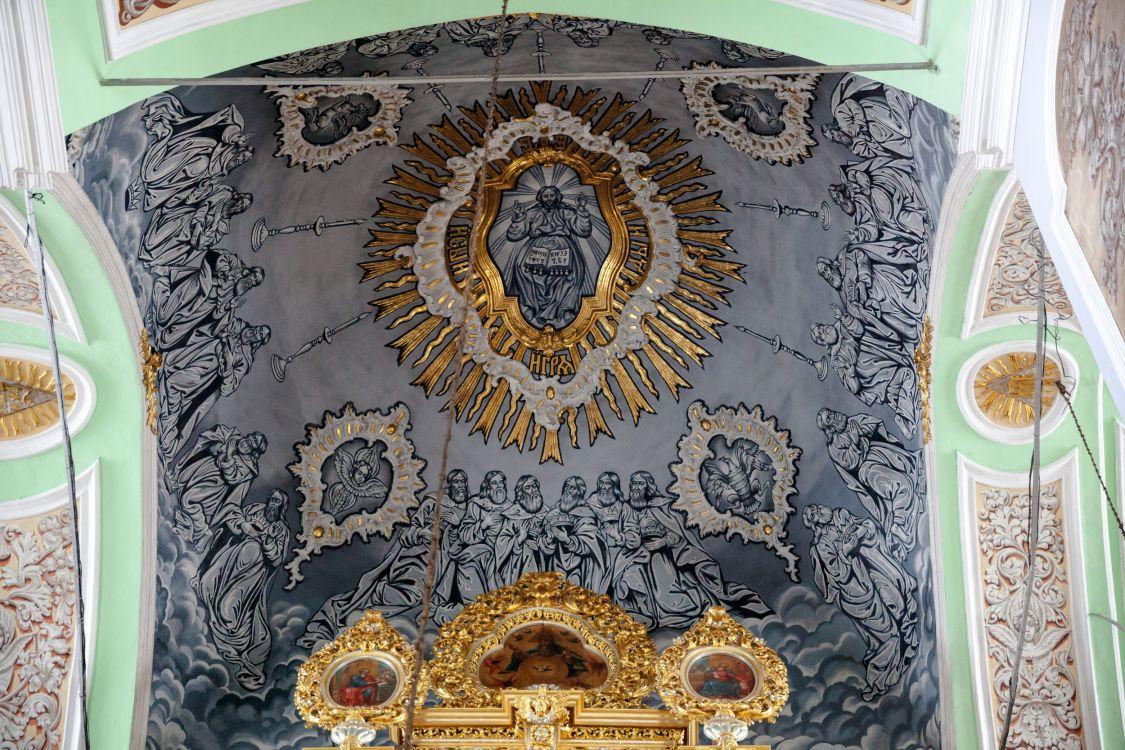 Смоленская область, Смоленск, город, Смоленск. Кафедральный собор Успения Пресвятой Богородицы, фотография. интерьер и убранство