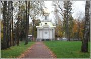 Петергоф. Троицы Живоначальной при бывшей Собственной Е.И.В. Даче, церковь
