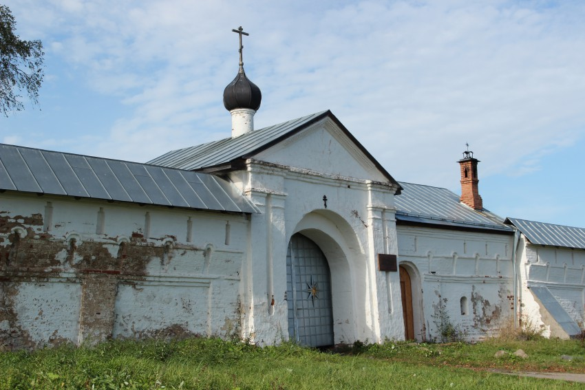 Николо-Улейминский монастырь, Улейма