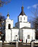 Церковь Александра Невского - Звенигород - Одинцовский городской округ и ЗАТО Власиха, Краснознаменск - Московская область