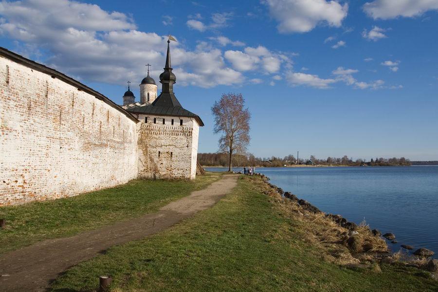 Кирилло-Белозерский монастырь, Кириллов