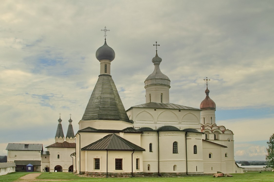 Ферапонтов монастырь, Ферапонтово