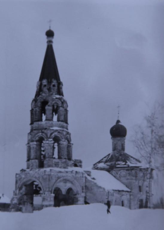 Церковь Рождества Пресвятой Богородицы, Поярково