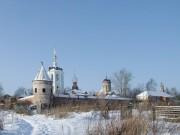 Николо-Пешношский монастырь - Луговой - Дмитровский городской округ - Московская область