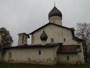 Старовознесенский монастырь. Церковь Вознесения Господня - Псков - Псков, город - Псковская область