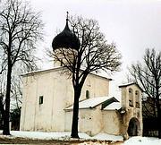 Церковь Георгия Победоносца со Взвоза - Псков - Псков, город - Псковская область