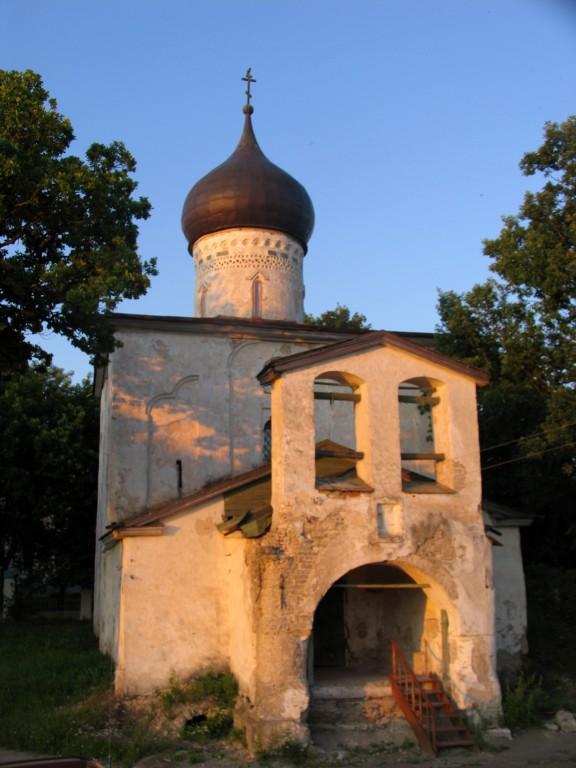Церковь Георгия Победоносца со Взвоза, Псков
