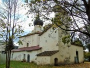 Церковь Вознесения Господня Нового - Псков - Псков, город - Псковская область