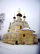 Церковь Троицы Живоначальной - Ивангород - Кингисеппский район - Ленинградская область