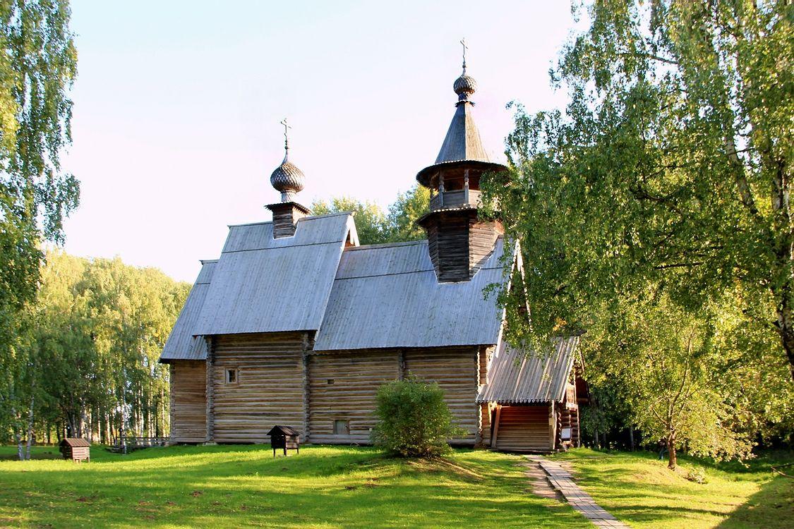 Музей деревянного зодчества, Кострома