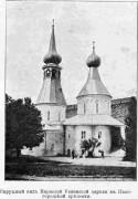 Церковь Успения Пресвятой Богородицы - Ивангород - Кингисеппский район - Ленинградская область