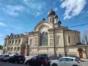Адмиралтейский район. Казанской иконы Божией Матери на подворье Валаамского монастыря, церковь