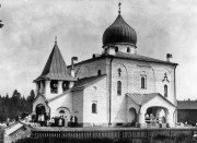 Песочный (Дибуны). Петра и Павла в Дибунах, церковь