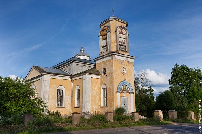 Церковь Воскресения Словущего, Курск (Яблоницы)