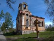 Церковь Георгия Победоносца - Новая Ладога - Волховский район - Ленинградская область