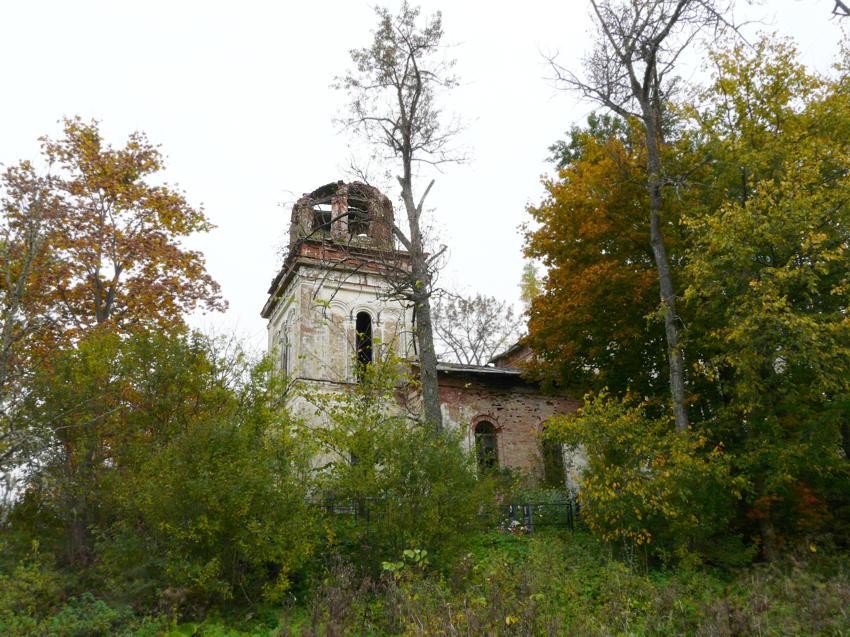 Церковь Воскресения Христова, Воскресенское
