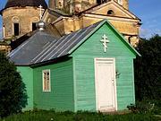 Церковь Троицы Живоначальной - Горка Хваловская - Волховский район - Ленинградская область