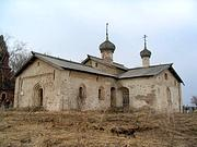 Церковь Василия Великого - Чернавино - Волховский район - Ленинградская область