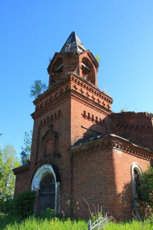 Церковь Спаса Преображения, Чернавино