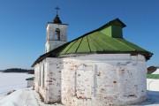 Церковь Введения во храм Пресвятой Богородицы - Горицы - Кирилловский район - Вологодская область