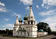 Церковь Спаса Преображения на Городу - Ярославль - Ярославль, город - Ярославская область